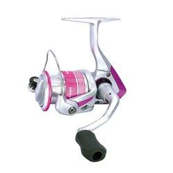 Okuma Pink Pearl haspelrulle